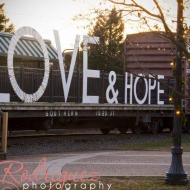 Love & Hope Sign